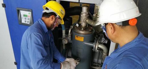 tips de seguridad al trabajar con compresores de aire