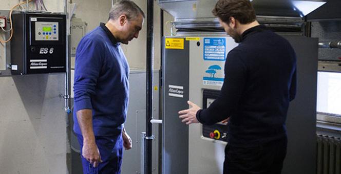 compresor de aire de respaldo en tu empresa ayuda negocio e1626112553487
