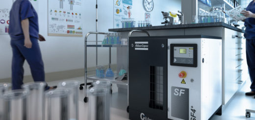 Sala de Laboratorio Compresor SF