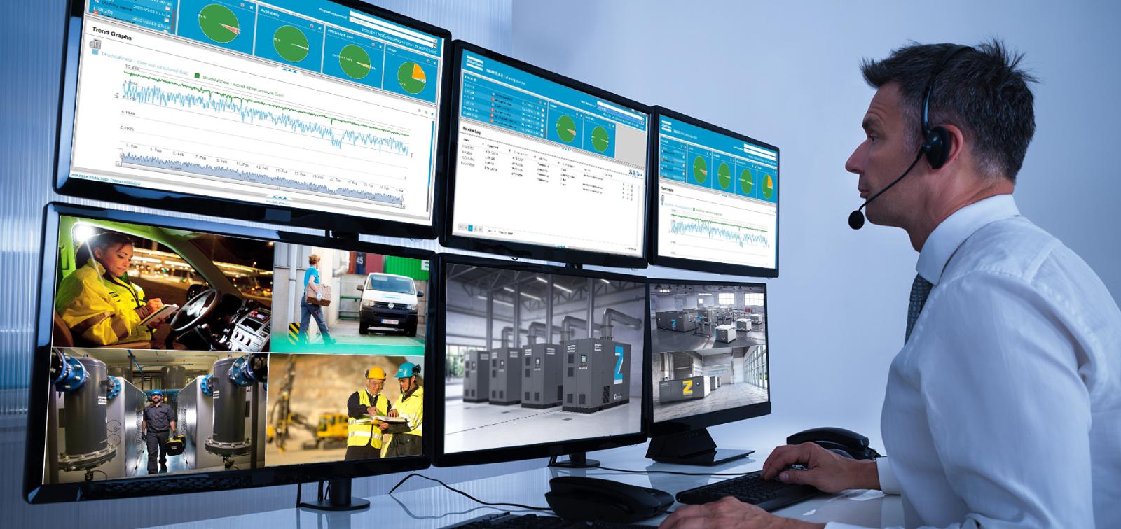 A1 SMARTLINK Monitoreo Remoto Atlas Copco MR Peru
